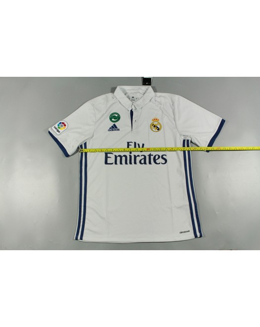 16-17 Real Madrid Home, Fans Version, 1:1 Quality(16-17 皇马主场球迷1:1)