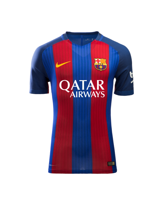 16-17 Barcelona Home,Player Version,1:1 Quality(16-17 巴萨主场球员1:1)