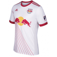 17-18 New York Red Bulls Home Fans Version,Thai Quality ( 17-18纽约红牛主场球迷)