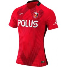 17-18 Urawa Red Diamonds Home Soccer Jersey  (17-18 浦和红宝石主场球迷)