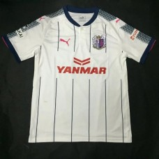 17-18 Cerezo Osaka Away Fans Version,Thai Quality (17-18大阪樱花客场球迷白色)