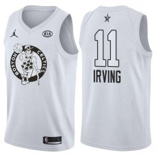 17-18 All-star White Jersey, Only 11#, 13#, 23#, 30#, 35# ( please write the number name below)
