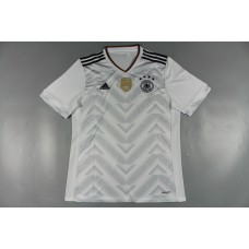 17-18 Germany Home Fans  Version, Thai Quality(17-18 德国主场白色球迷)