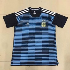 World Cup 2018 Argentina Blue Jersey Thai Quality (2018世界杯阿根廷蓝色球迷)
