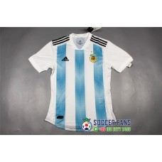 2018 World Cup Argentina Home Jersey Player Version 1:1 quality (2018世界杯阿根廷主场球员1:1)