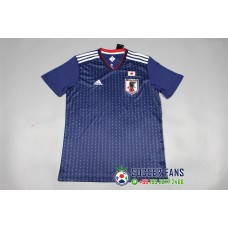 2018 World Cup Japan Home Blue Jersey Fans Verison 1:1 quality (2018世界杯日本主场蓝色球迷1:1)