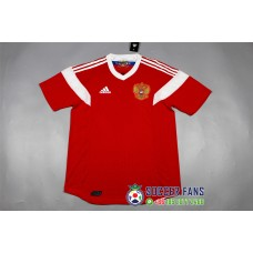 2018 World Cup Russia Home Red Player Version 1:1 Quality (2018世界杯俄罗斯主场红色球员1:1)