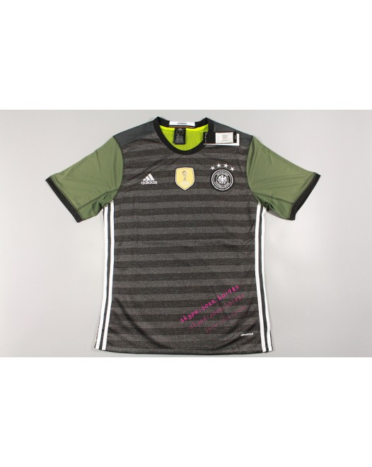 16-17 Germany Away, Fans Version, Thai Quality(16-17 德国客场球迷)