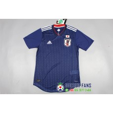 2018 World Cup Japan Home Blue Player Version 1:1 Quality (2018世界杯日本主场蓝色球员1:1)
