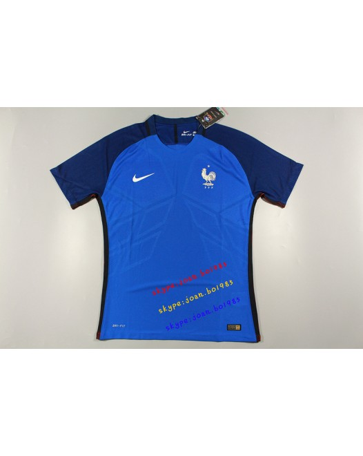 16-17 France Home, Player Version, 1:1 Quality(16-17 法国主场球员1:1)