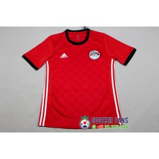 2018 World Cup Egypt Home Red Fans Verison 1:1 Quality (2018世界杯埃及主场红色球迷1:1)