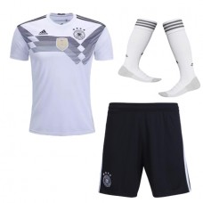 2018 World Cup Germany Home 1:1 Quality Jersey Whole Kit (Jersey+Short+Socks)(2018世界杯德国主场1:1短袖套装)
