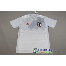 2018 World Cup Japan Away Gray Fans Verison Thai Quality (2018世界杯日本客场灰色球迷泰版)