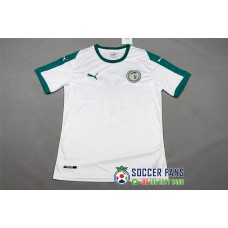 2018 World Cup Senegal White Thai Quality (2018世界杯塞内加尔白色)