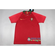2018 World Cup Portugal Home Red Fans Verison 1:1 Quality (2018世界杯葡萄牙红色球迷1:1)