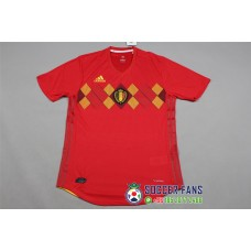 2018 World Cup Belgium Home Red Player Version 1:1 Quality (2018世界杯比利时主场红色球员1:1)