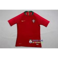 2018 World Cup Portugal Home Red Player Version 1:1 Quality (2018世界杯葡萄牙主场红色球员1:1)
