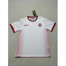 2018 World Cup Tunisia Home White Fans Version Thai Quality (2018世界杯突尼斯主场白色球迷泰版)