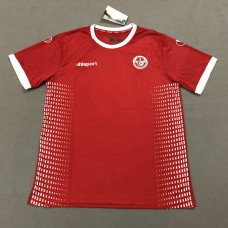 2018 World Cup Tunisia Away Red Fans Version Thai Quality (2018世界杯突尼斯客场红色球迷泰版)
