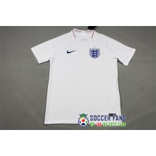 2018 World Cup England Home White Fans Version 1:1 Quality (2018世界杯英格兰主场白色球迷1:1)