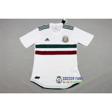 2018 World Cup Mexico Away White Player Version 1:1 Quality (2018世界杯墨西哥客场白色球员1:1)
