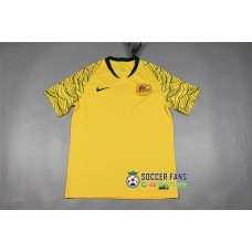 2018 World Cup Australia Home Yellow Fans Verison Thai Quality (2018世界杯澳大利亚主场黄色球迷泰版)