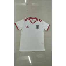 2018 World Cup Iran Home White Fans Verison thai Quality (2018世界杯伊朗主场白色球迷泰版)