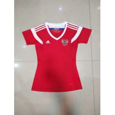 2018 World Cup Russia Home Red Women's Jersey (2018世界杯俄罗斯主场红色女装)