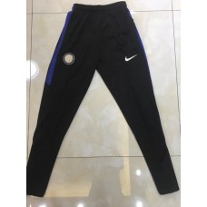 17-18 Inter Milan Black Pants, Thai Quality (17-18 国际米兰长裤)