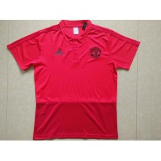 18-19 Manchester United Mans Polo (18-19曼联Polo)