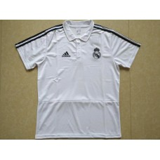 18-19 Real Madrid Mans Polo (18-19皇马Polo)
