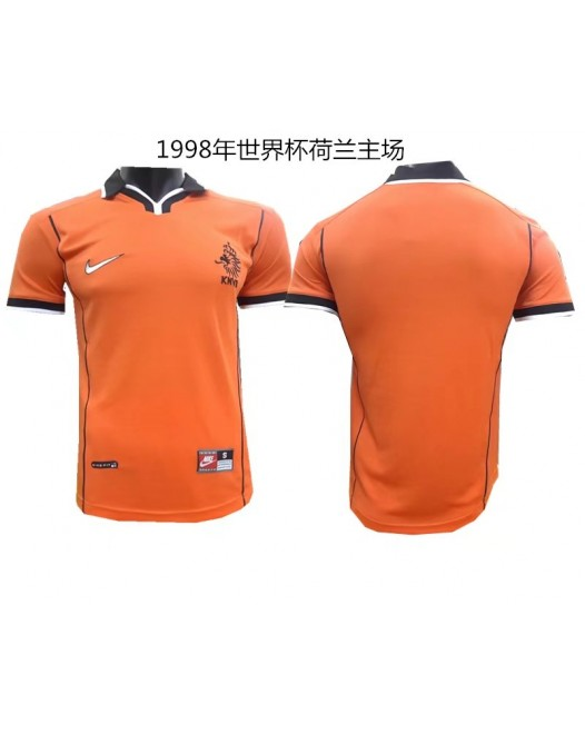 1998 World Cup Holland Home Retro Jersey (1998世界杯荷兰主场复古)
