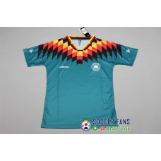 1994 Germany Away Retro Jersey(1994德国客场复古)