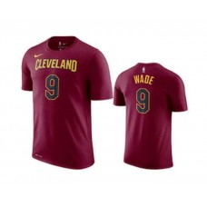 17-18 Cleveland Cavaliers Red Jersey , Only 9#, 23# ( please write the number name below)