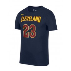 17-18 Cleveland Cavaliers Blue Jersey