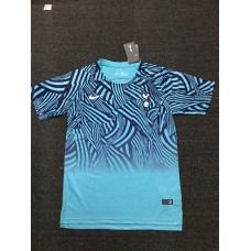 18-19 HOT Blue Training T-shirt (18-19 热刺蓝色训练T恤)