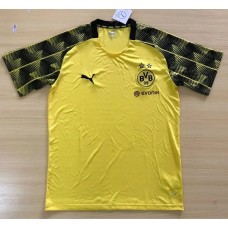 17-18 Dortmund Yellow Short-sleeved Training Suit (17-18阿森纳蓝色训练服)