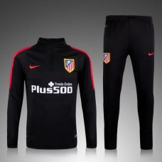 Atletico Madrid Black Training Suit