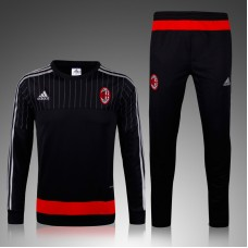 AC Milan Black and Black, Training Suits