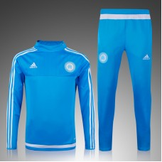Marsellie Blue and Blue Training Suit