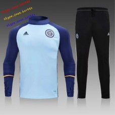 16-17 New York City Sky Blue Training Suit