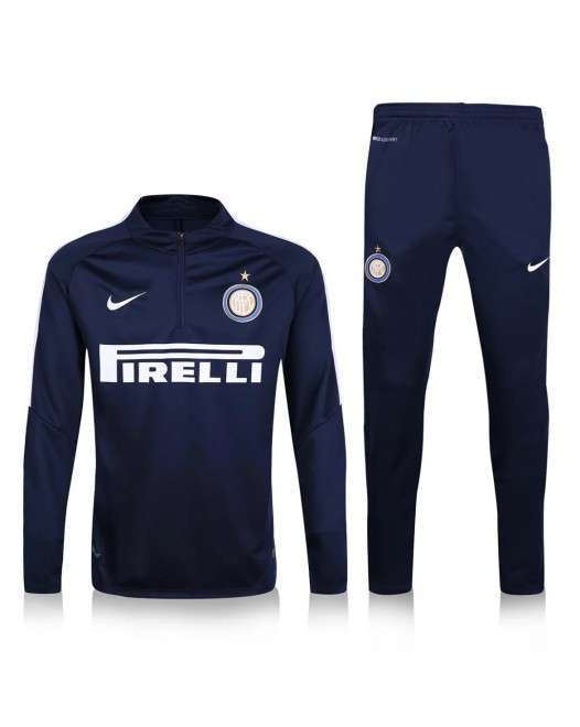 2017 Inter Milan Royal Blue Training Suit