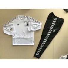 2018 World Cup Germany kid training suit (2018世界杯德国童装训练服)