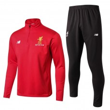 17-18 Liverpool Red Training suit (17-18 利物浦红色训练服)