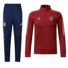 17-18 Bayern high neck Red Training suit (17-18 拜仁高领红色训练服)