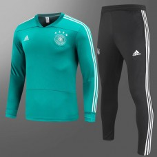 2018 World Cup Germany Green Training suit (2018世界杯德国绿色训练服)