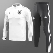 2018 World Cup Germany White Training suit (2018世界杯德国白色训练服)