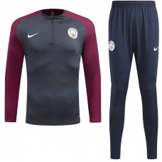 17-18 Manchester City Player Version Training suit (17-18曼城球员训练服)