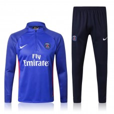 17-18 PSG Blue Training suit (17-18巴黎蓝色训练服)
