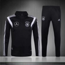 15-16 Germany Black Training suit (15-16德国黑色训练服)